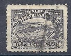 140012034  NEWFOULAND (TERRANOVA)  YVERT    Nº  80 - Newfoundland