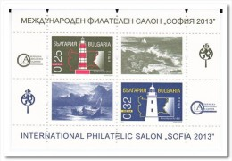 Bulgarije 2013 Postfris MNH, Lighthouses - Bulgaria