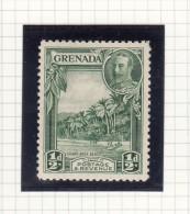 King George V - 1934 - Grenada (...-1974)