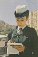 Israel- Police Woman - Police - Gendarmerie