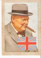 Chocolat Jacques-Chromos Instructifs-Winston Churchill - N°69-petit Texte Au Verso - Jacques