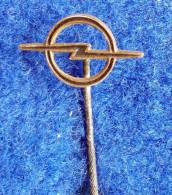 OPEL, VINTAGE PIN - Opel