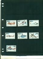 KAMPUCHEA HAFNIA 87 HELICOPTERES 7 VAL NEUFS - Helikopters