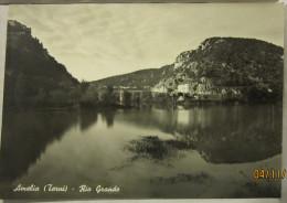 R13-110 - AMELIA - TERNI - RIO GRANDE - F.G. A. '50 - Terni