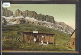 PORDOIJOCHHÜTTE BEI BOZEN - TB - Bolzano