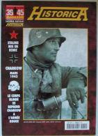 REVUE 39/45 MAGAZINE HISTORICA N° 12 HORS SERIE - STALINE MIS EN ECHEC - Revistas & Periódicos