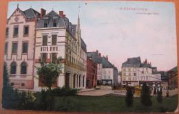 CPA Thionville Diedenhofen Luxemburger Platz - Thionville