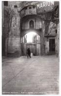 GENOVA VECCHIA-PORTA AUREA (PICCAPIETRA) - Genova