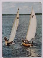 Polish Boat Omega Class - Sailing Vessels