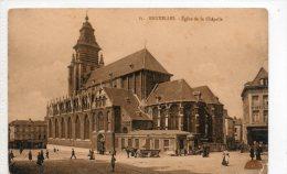 Bruxelles - Eglise De La Chapelle - Brussels (City)