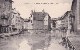 CPA Annecy - Le Thioux, Le Palais De L'Ile (2999) - Annecy