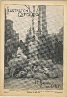 7935. Publicacion La HORMIGA De ORO. Barcelona 1911, Num 15 - [1] Hasta 1980