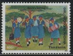 23147 Tanzania Scout 2003  Nuovo - Tanzania (1964-...)