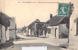 COULOMBS - CARREFOUR DE LA CAVEE DE PARIS - France