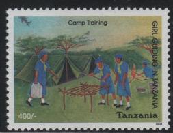 23148 Tanzania Scout 2003  Nuovo - Tanzania (1964-...)