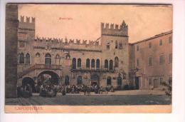 Capodistria Koper Used 1910 Postcard (st137) *discount On Slovenia Pc Istra Isria - Slovénie