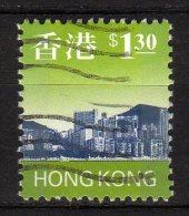 HONG KONG - 1997 YT 823 USED - Hong Kong (...-1997)