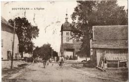 BOUVERANS L'eglise - France