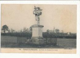 Loigny La Bataille La Croix Du Général De Sonis Cpa Bon état - France