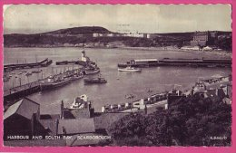 PC9663 Harbour And South Bay, Scarborough, Yorkshire - Scarborough