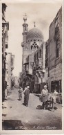 Vintage Postcard - Cairo - A Native Quarter (3036) - Kairo