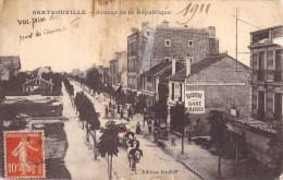SARTROUVILLE - AVENUE DE LA REPUBLIQUE - Sartrouville