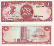 TRINIDAD AND TOBAGO 1 DOLLAR 1985 FDS UNC - Trindad & Tobago