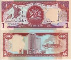 TRINIDAD AND TOBAGO 1 DOLLAR 2006 FDS UNC - Trindad & Tobago