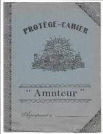 """PROTEGE-CAHIER """"AMATEUR"""" - Buvards, Protège-cahiers Illustrés"""