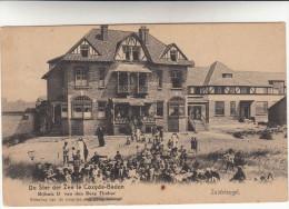 Koksijde Coxyde De Ster Der Zee Te Coxyde Baden, Zuidvleugel (pk13702) - Koksijde