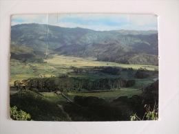 Postcard/Postal - Timor - Vale De Ribeira Gleno - Ermera - Timor Oriental