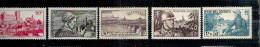 N°  448/50 Et 451/2 (état:   X Et Xx)  Côte:  8,20€ - Unused Stamps