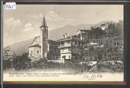 DOMODOSSOLA - CHIESA S. QUIRICO  - TB - Autres Villes