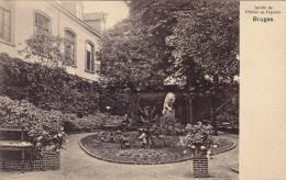 BRUGES , Belgium , 00-10s ; Jardin De L'Hotel De Flandre - Brugge