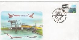 Olanda,Nederland, Apertura Linea Ferroviaria Flevolijn, Opening Flevolijn 29-05-1987 - Trains