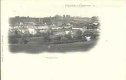 01 - CHATILLON-SUR-CHALARONNE - Ain - Vue Générale - Châtillon-sur-Chalaronne