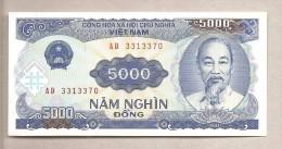 Vietnam - Banconota Non Circolata Da 5.000 Dong - 1991 - Vietnam