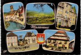 Masevaux Petite Venise - Vue Générale - Maison De Repos - Place - Hostellerie Alsacienne - Masevaux