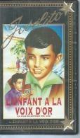 """VHS  JOSELITO  """" L'ENFANT A LA VOIX D'OR """" - JOSELITO - Comedy"""