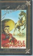 """VHS  JOSELITO  """" SON FIDELE COMPAGNON """" - JOSELITO - Comedy"""