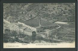 34. LODEVE (HERAULT).. LA NOUVELLE USINE P. TISSERENC....C1493 - Lodeve