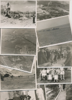 SOUTH AFRICA 1938 Photos With GIRL SCOUT REFERENCE, Industrial Plants Voortrekkers Etc. + Private Letter - Zuid-Afrika