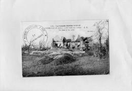 La Grande Guerre 1914-15 - VERMELLES - Les Ruines Du Château - The Ruins Of The Castle - Francia