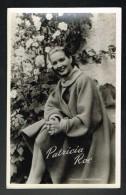 """Photo Carte - Femme Célèbre """"Patricia Roc"""" - Beroemde Vrouwen"""