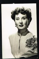 "Photo Carte - Femme Célèbre ""Betty Garrett"" - Femmes Célèbres"