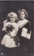 Cintage Children Photo Portrait Postcard 59 - Portraits