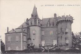 23566 CHANTILLY . L'etang Et Le Chateau De La Reine Blanche - Vandenhove, Liancourt - - Chantilly