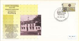 Nederland – FDC - Eerste Stempeldag Filatelieloket - Oostburg - 20 Maart 1987 – Nummer 23 - Postal History
