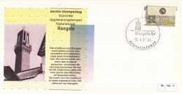 Nederland – FDC - Eerste Stempeldag Filatelieloket - Hengelo Ov - 19 Mei 1987 – Nummer 34 - Postal History