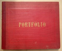 John L. Stoddard - Portfolio De Photographies Des Villes Paysages Et Peintures Célèbres- The Werner Chicago - Fotografie